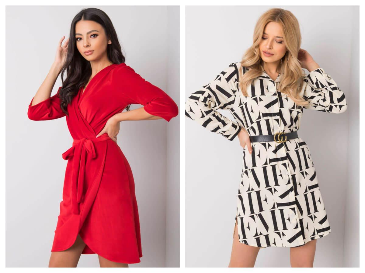 Sukienka mini w ebutik.pl